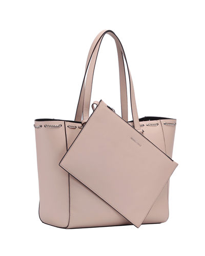 Kendall + Kylie Izzy Smooth Chain Tote Bag
