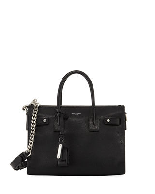 Saint Laurent Sac de Jour Baby Supple Bonded