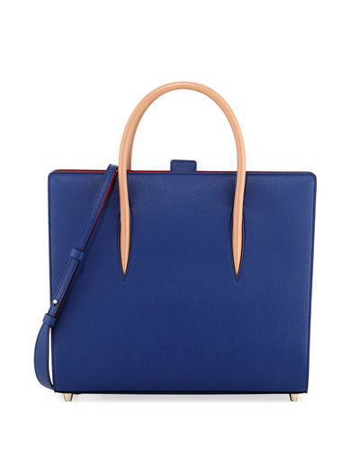 Paloma Large Leather Tote Bag