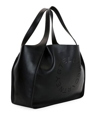 Image 3 of 4: Alter East-West Perforated Tote Bag