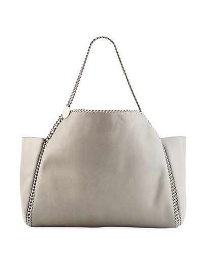 Falabella Large Shaggy Deer Tote Bag