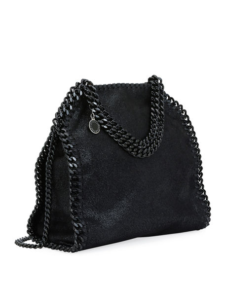 Image 2 of 2: Stella McCartney Falabella Mini Chain Tote Bag