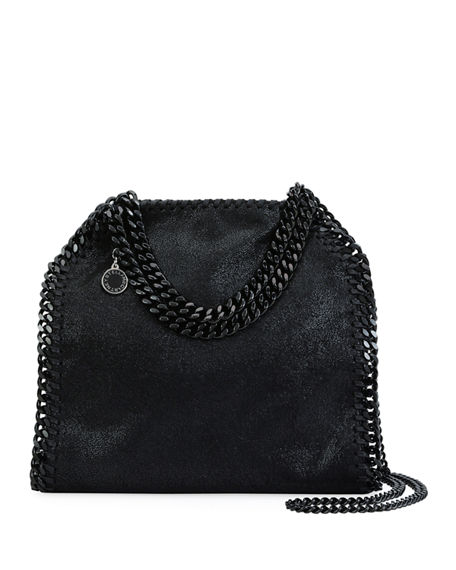 Image 1 of 2: Stella McCartney Falabella Mini Chain Tote Bag