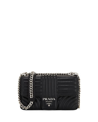 Prada Medium Diagramme Shoulder Bag 3bVxl