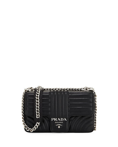 198bf5319de4 Quick Look. Prada · Medium Diagramme Shoulder Bag
