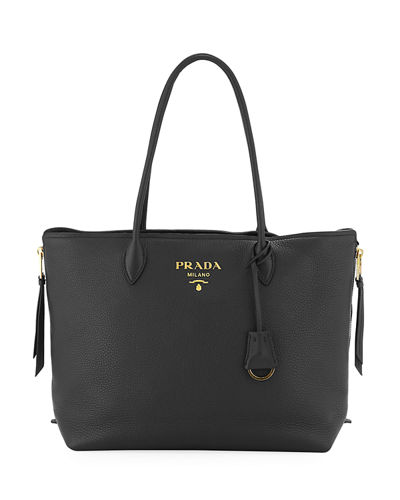 Daino Top-Handle Shopper Tote Bag