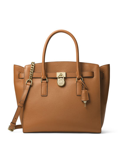 MICHAEL Michael Kors Hamilton Extra Large Leather Tote