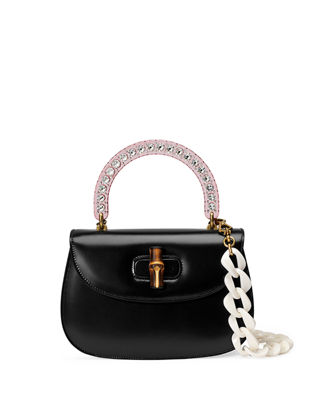 Gucci Bamboo Classic 2 Top Handle Bag