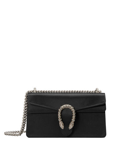 Dionysus Small Satin Shoulder Bag