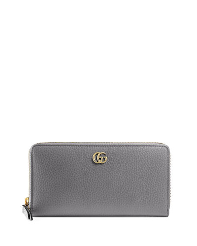 Petite Marmont Zip-Around Wallet