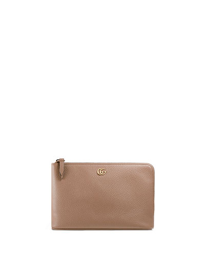 4e2369bba3a2a Quick Look. Gucci · Petite Marmont Zip-Top Wallet