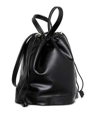 Paco Rabanne Pouch Cloud Medium Bucket Bag