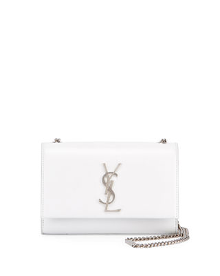 Kate Monogram Grain Leather Small Chain Shoulder Bag