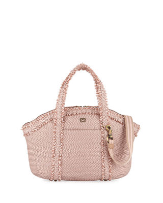 Squishee® Covet Fringed Tote Bag