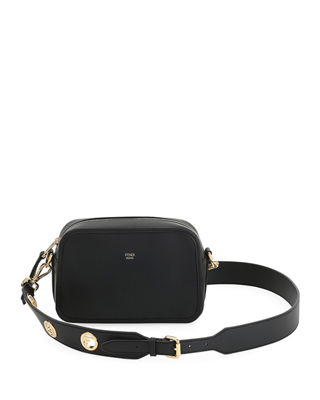 Fendi FendiCam Calf Crossbody Bag