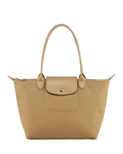 Longchamp Le Pliage Neo Medium Nylon Shoulder Tote