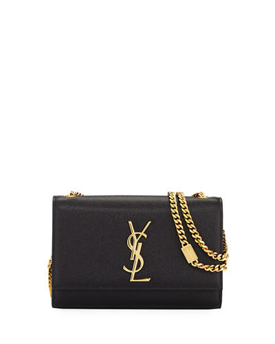 72018783f3d9 Quick Look. Saint Laurent · Kate Monogram YSL Small Grain Leather Crossbody  Bag