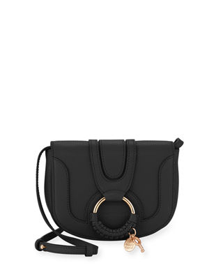 See by Chloe Hana Mini Pebbled Crossbody Bag