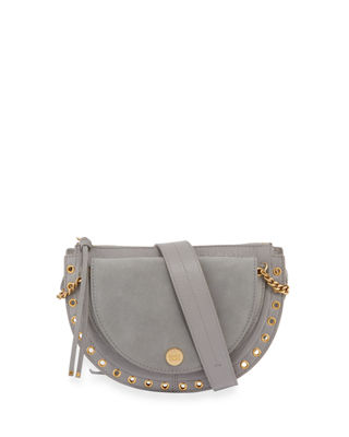 See by Chloe Kriss Small Grommet Crossbody Bag