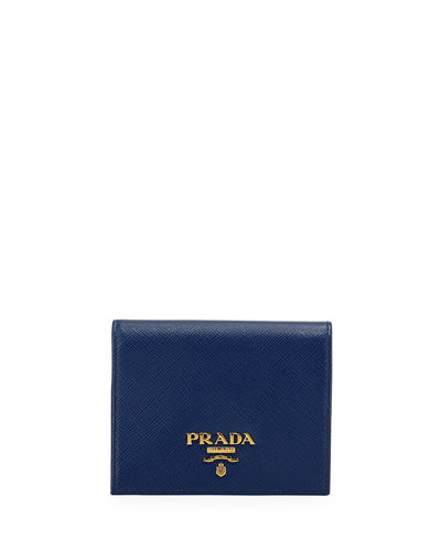 860a6e7346e8 Quick Look. Prada · Saffiano French Wallet