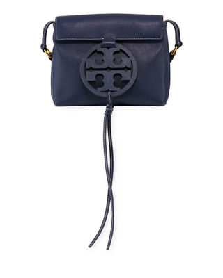 Image 1 of 4: Miller Leather Crossbody Bag