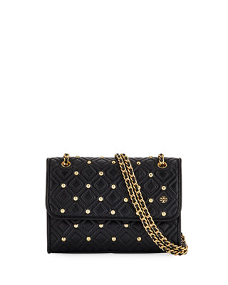 Fleming Small Stud Shoulder Bag