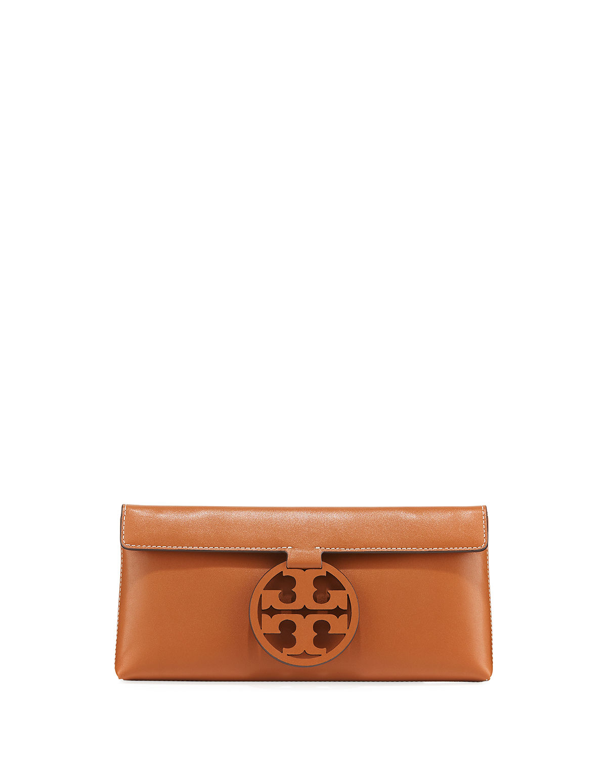 9f72a274f29d Tory Burch Miller Medallion Clutch Bag
