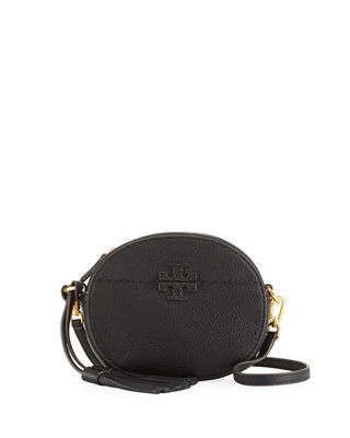 McGraw Round Crossbody Bag