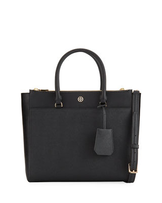 Image 1 of 3: Robinson Large Zip-Top Tote Bag