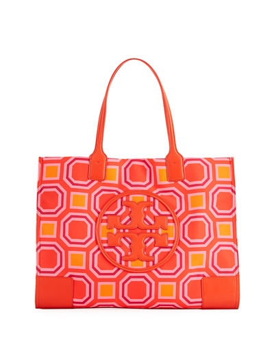 Ella Hicks Printed Tote Bag
