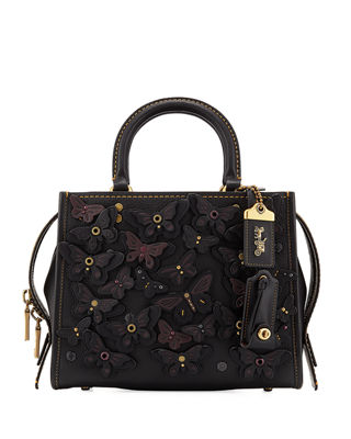 Coach 1941 Rogue 25 Butterfly Tote Bag