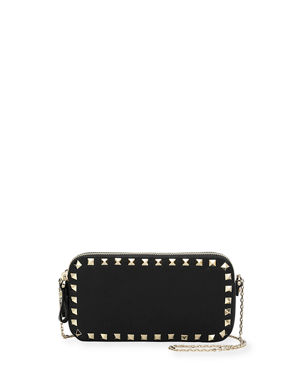 87bc15c7e2 Valentino Garavani Rockstud Small Chain Shoulder Bag