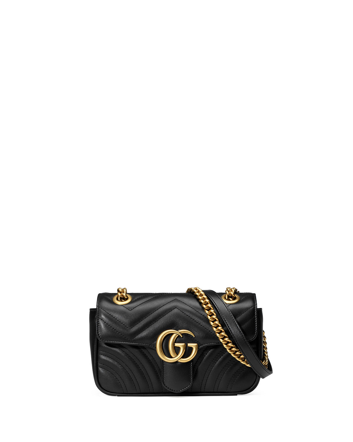 6ca078f980c Gucci GG Marmont 2.0 Mini Matelasse Shoulder Bag