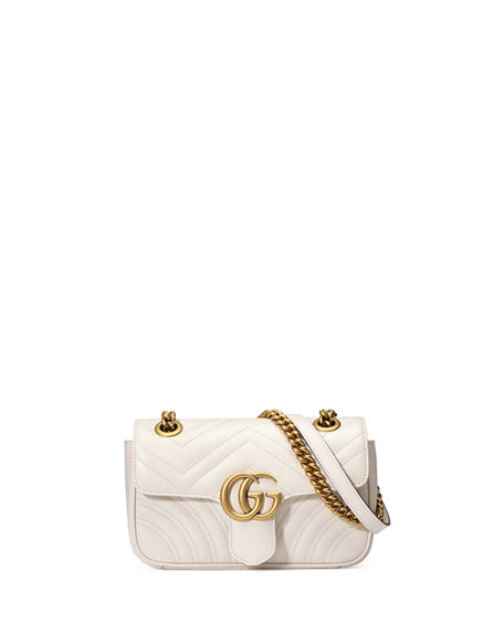 Image 1 of 4: Gucci GG Marmont 2.0 Mini Matelasse Shoulder Bag