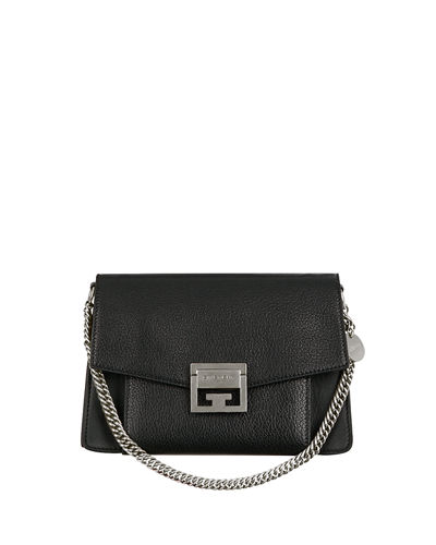 4ffd39ca0a Quick Look. Givenchy · GV3 Small Pebbled Leather Crossbody Bag