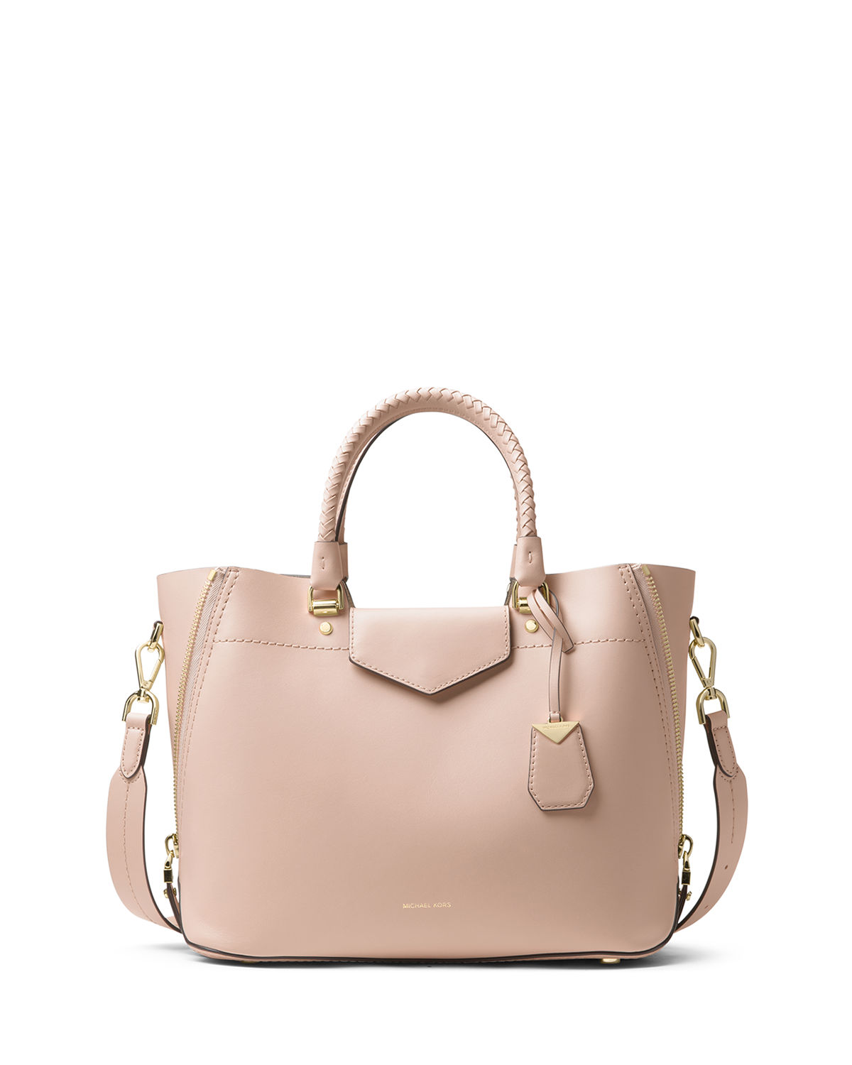 Blakely Medium Leather Tote Bag