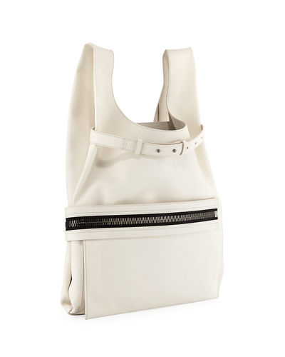 Smooth Calf City Tote Bag