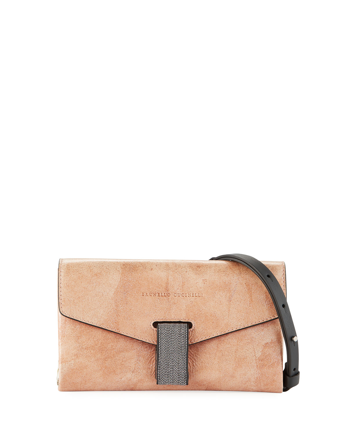 Mini City Leather Crossbody Bag