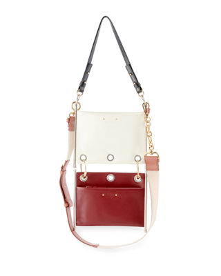 Image 1 of 3: Roy Double Layered Shoulder Bag