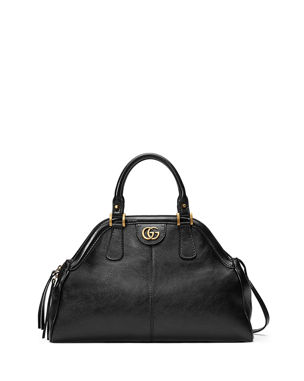69bb85f179fc Gucci RE(BELLE) Medium Leather Top Handle Bag