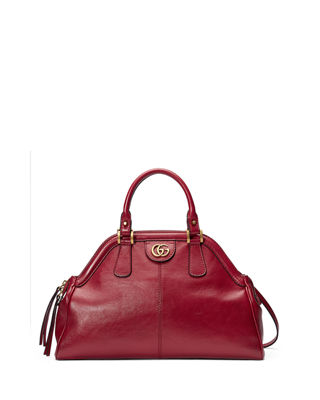 RE(BELLE) Medium Leather Top Handle Bag