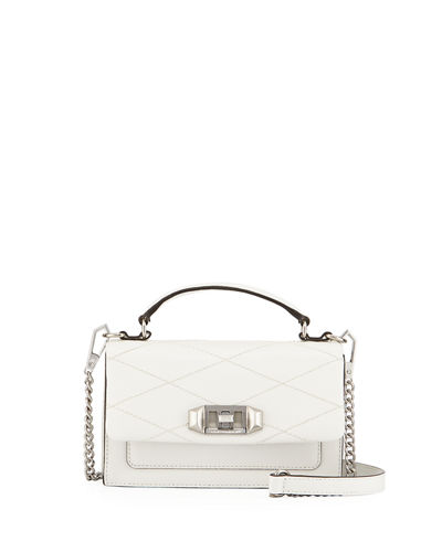 Je Taime Phone Crossbody Bag - Palladium Hardware