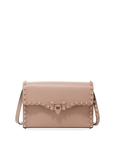 Monochrome Rockstud Medium Shoulder Bag