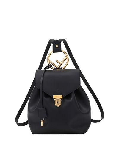 Cruise Shiny Calf Leather Backpack
