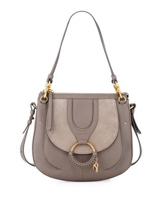 See by Chloe Hana Small Leather and Suede