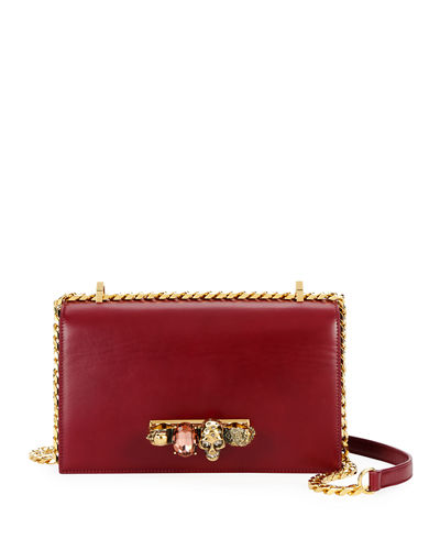 Jeweled Satchel