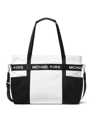 THE MICHAEL LARGE EAST/WEST TOTE BAG