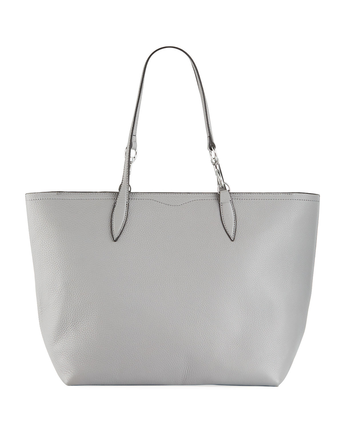 Sherry Pebbled Leather Tote Bag