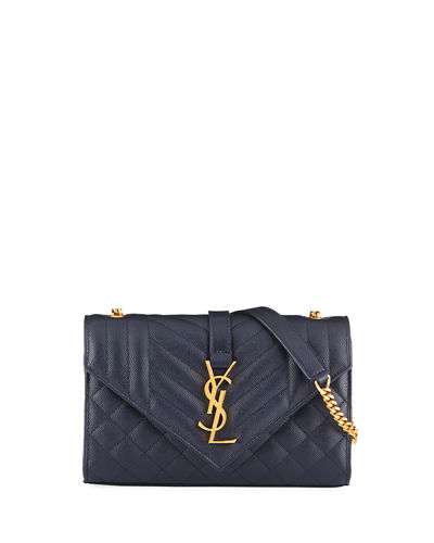 0f67e7766419 Quick Look. Saint Laurent · Monogram YSL Envelope Small Chain Shoulder Bag  ...