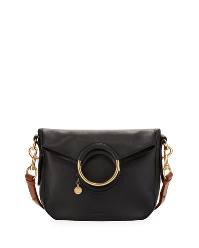Monroe Leather Crossbody Bag